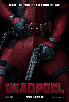 Deadpool Theatrical One Sheet Teaser Movie Poster - Wait Til You Get A Load Of Me